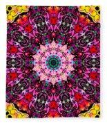 Introspection 3 Fleece Blanket