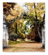Inver House - Radnor Pa Fleece Blanket