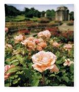 Irish National War Memorial Gardens Fleece Blanket