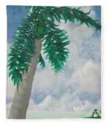 Island View Fleece Blanket