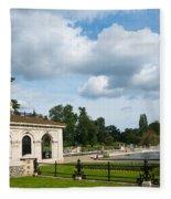 Italian Gardens London Fleece Blanket