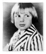 Jackie Coogan (1914-1984) Fleece Blanket