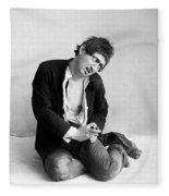 Jacob Adler (1855-1926) Fleece Blanket