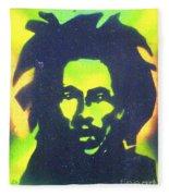 Jamaica X Jamaica  Fleece Blanket