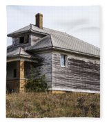 James Center Township School Fleece Blanket