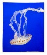 Jelly Fish Fleece Blanket