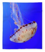 Jellyfish 4 Fleece Blanket