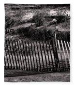 Jersey Shores II Fleece Blanket