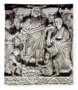 Jesus & Apostles Fleece Blanket