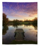Jetty Sunrise 4.0 Fleece Blanket