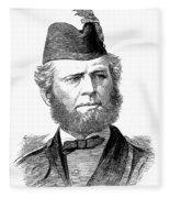 John Brown (1827-1883) Fleece Blanket