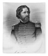 John C. Fremont (1813-1890) Fleece Blanket