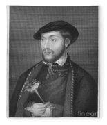 John Dudley (1502?-1553) Fleece Blanket