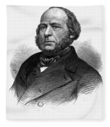 John Ericsson (1803-1889) Fleece Blanket