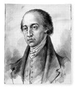 John Filson (c1747-1788) Fleece Blanket