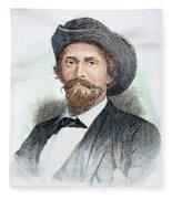 John H. Morgan (1825-1864) Fleece Blanket