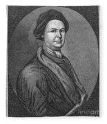 John Lovell (1710-1778) Fleece Blanket