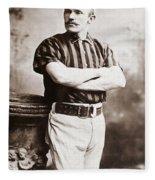 John M. Ward (1860-1925) Fleece Blanket