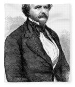 John Van Buren (1810-1866) Fleece Blanket