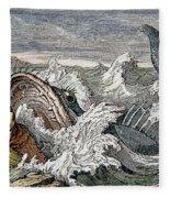Jonah Fleece Blanket