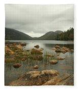 Jordans Pond Fleece Blanket