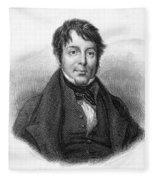 Joseph Grimaldi (1779-1837) Fleece Blanket