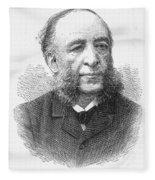 Jules Ferry (1832-1893) Fleece Blanket