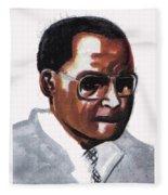Julian Percy Fleece Blanket
