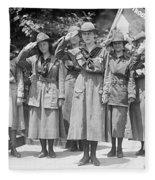 Juliette Daisy Low, Founder Of The Girl Fleece Blanket