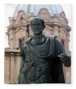 Julius Caesar Fleece Blanket