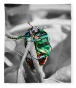 Junebug Fleece Blanket