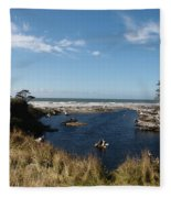 Kalaloch Fleece Blanket