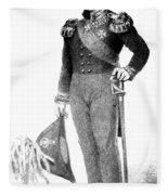 Karl Ferdinand Von Graefe, Plastic Fleece Blanket