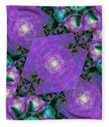 Katya II Fleece Blanket