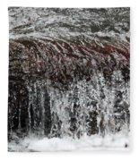 Keep It Clean Fleece Blanket