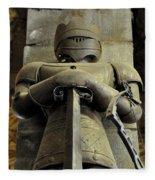 Keeper Of The Castle Fleece Blanket