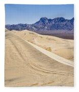Kelso Sand Dunes Fleece Blanket