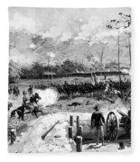 Kennesaw Mountain, 1864 Fleece Blanket