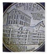 Kentucky 2001 Fleece Blanket