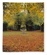 Killruddery House And Gardens, Bray, Co Fleece Blanket