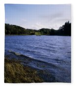 Killykeen Forest Park, Co Cavan Fleece Blanket