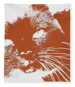 Kit Kat Fleece Blanket