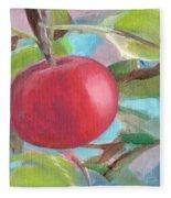 Kogyoku Apple Fleece Blanket
