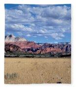 Kolob Terrace Fleece Blanket
