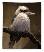 Kooky The Kookaburra Fleece Blanket