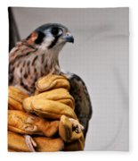 Krestrel Markings Fleece Blanket