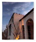 La Casa Fleece Blanket