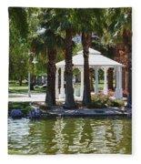 La Quinta Park Summer Fleece Blanket