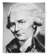 Laclos (1741-1803) Fleece Blanket