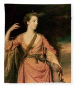 Lady Dawson Fleece Blanket